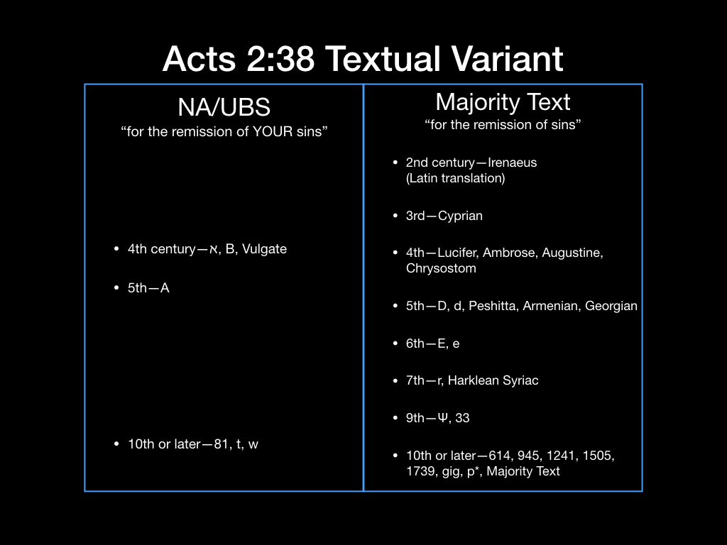 A238 Textual Variant MSS DATA.001